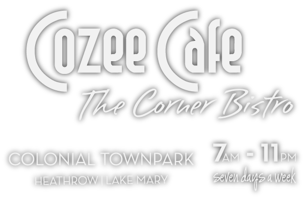 Cozee Cafe, The Corner Bistro